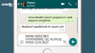 Whatsapp'ta Yazıp Yazıp Sildiğimiz Mesajlar 😃