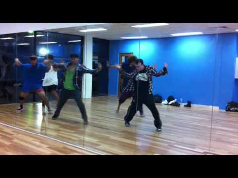 Hold It Against Me Dance Choreography by Britney Spears (Daryl Morante)
