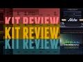 Kit Review: Sean Divine Niche Kit & Urban Dreamscapes