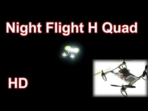 400 size RC Drone HD Night Flight