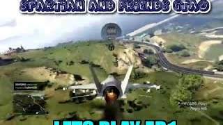 Lets Play GTAO (With Friends)