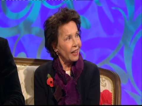 Leslie Caron Interview