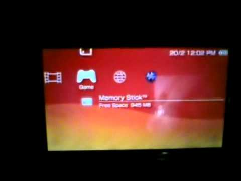 How To Hack Psp 1000 Version 6.60 Without Pandora