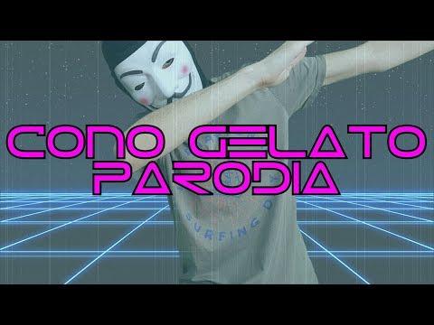 CONO GELATO (Parodia League of Legends)