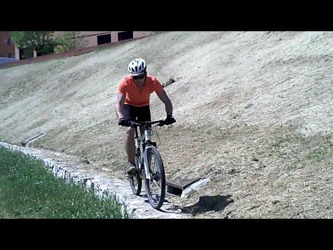 Mountain bike, entrenamiento urbano