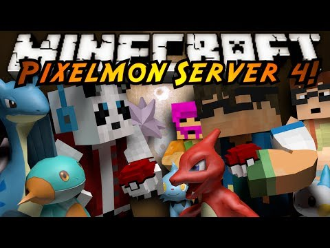 Minecraft Pixelmon Server : GYM BATTLE VICTORY!
