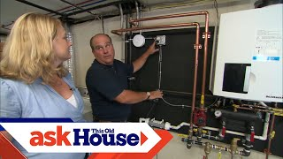 How to Install a Combination Boiler/Water Heater