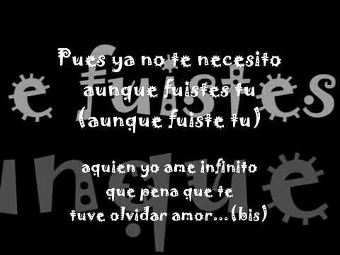 Genio Baby Johnny - No Te Necesito - Dj AxY