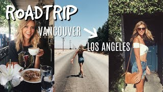 Summer Road Trip VLOG  | MEL WEEKLY 31