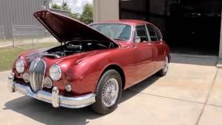 1964 Jaguar Mark II - Gorgeous Restoration!
