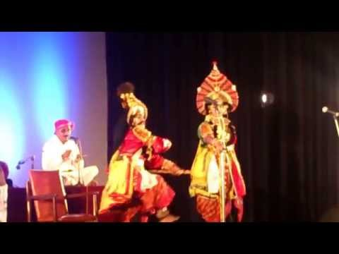 Yakshagana Folk Theatre Group