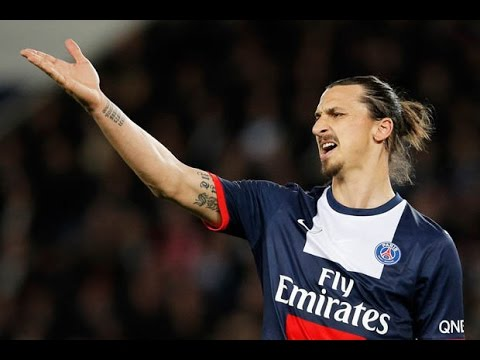 Zlatan Ibrahimovic Crazy Or Not ? Part 2