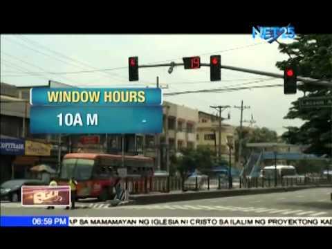 Daytime Truck Ban in Manila Starts on Monday