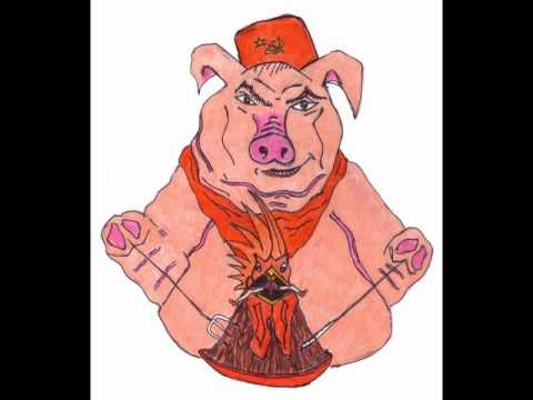 Pig With The Face Of A Boy - A Complete History Of The Soviet Union Arranged To The Melody Of Tetris