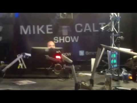 Mike Calta Show Football Punching 9.8.2014-02