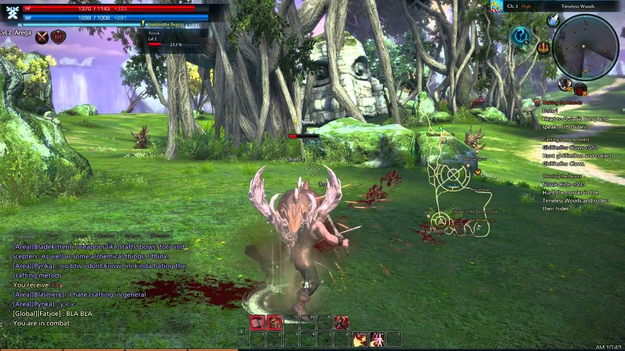 tera how to play broker