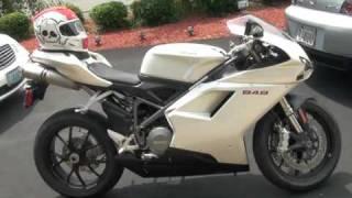 2009 Ducati 848, Brand New