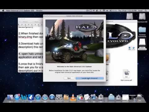 HOW TO GET HALO FOR MAC OSX MOUNTAIN LION FOR FREE