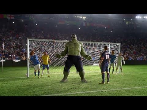 BEST COMMERCIAL EVER!! Nike Football - Winner Stays ft Ronaldo, Neymar, Hulk, Rooney, Iniesta etc