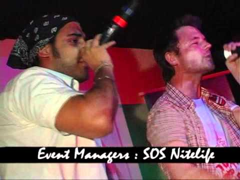 Sos nitelife Times Music BOMBAY ROCKERS -- Rock the Party album...