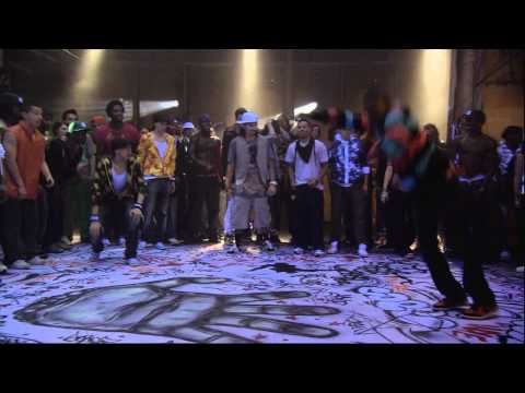 Step Up 3 - Deleted Scene - Club Battle video