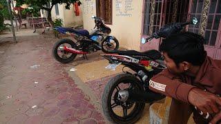 Exciter 150cc 2016 លក់ហើយ/Motocross RA