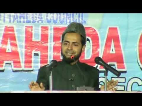 Azmat-e-sahaba (r)  By Jarjis Siraji ( Barkas Hyd) video