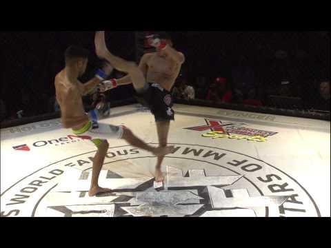 Joel Dutro vs Rudy Garcia