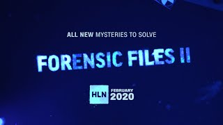 #NewForensicFiles coming February 2020 to HLN