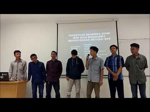 SPK Penentuan Beasiswa Bidikmisi Dengan Metode SAW