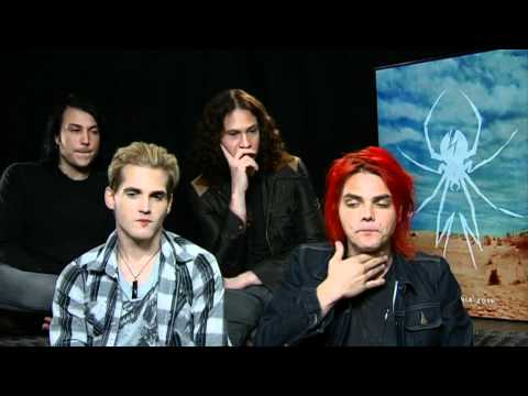My Chemical Romance - Interview Pt. 5