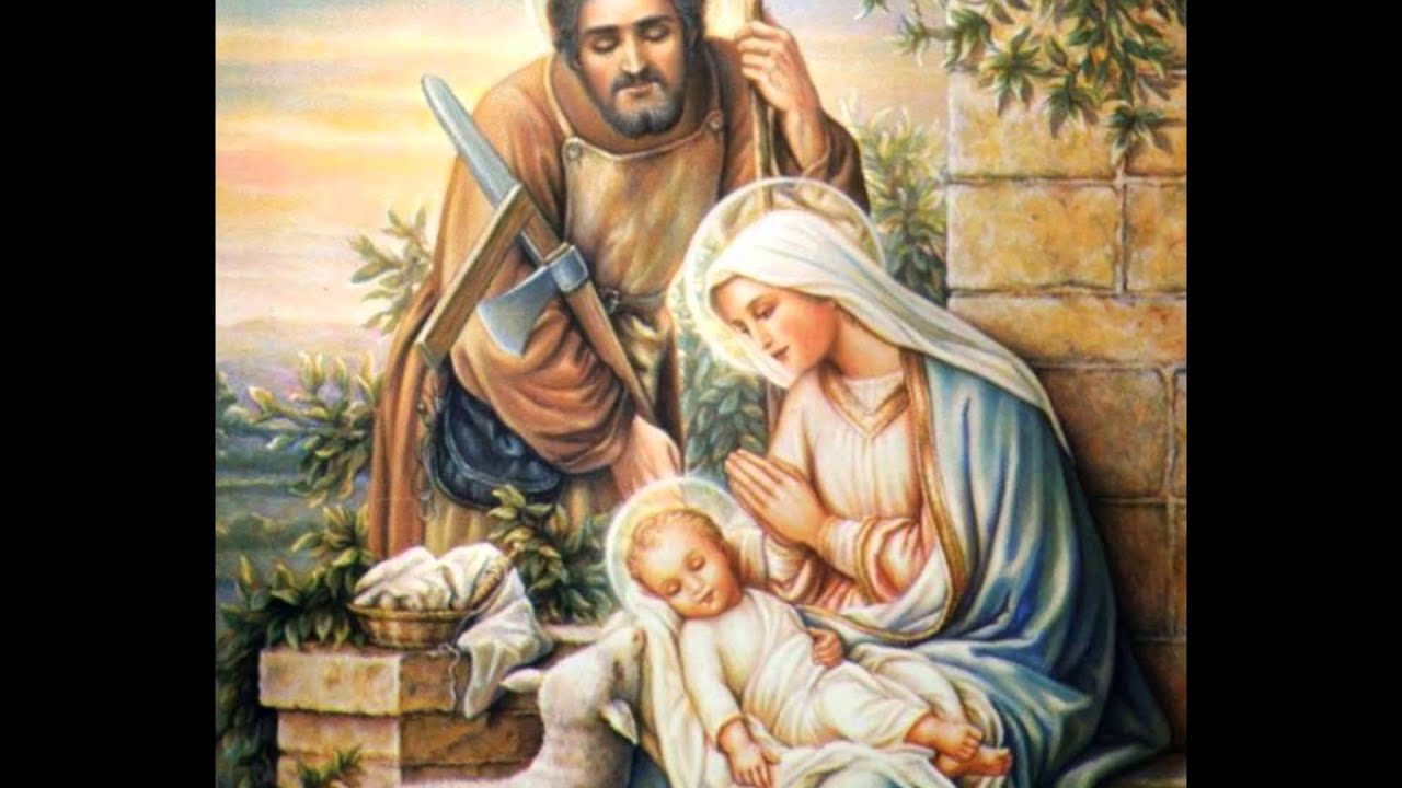 Mary and infant jesus photos