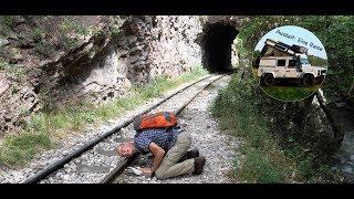 Offroad entlang des Odontotos Rack Railway - Ohne Land Rover Defender!