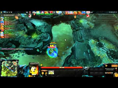 DK vs LGD.cn, WPC-ACE League, Week 6 Day 1, game 2