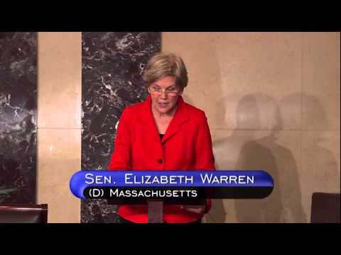 Senator Elizabeth Warren floor speech honoring Boston Mayor Tom Menino