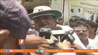 TDP Is Only Party Fight For AP Special Status | Jaleel Khan in Vijayawada Cycle Rally | iNews
