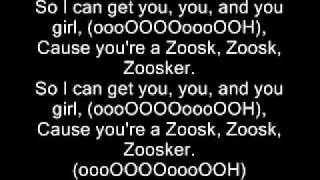 Flo Rida feat. T-Pain - Zoosk Girl Lyrics