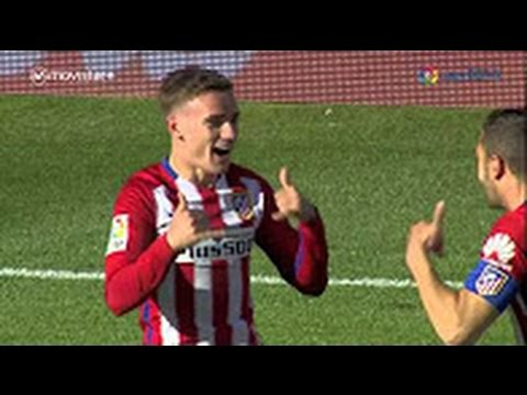 Antoine Griezmann vs Rayo Vallecano Home (30/04/2016) 720p HD 50fps By CROSE