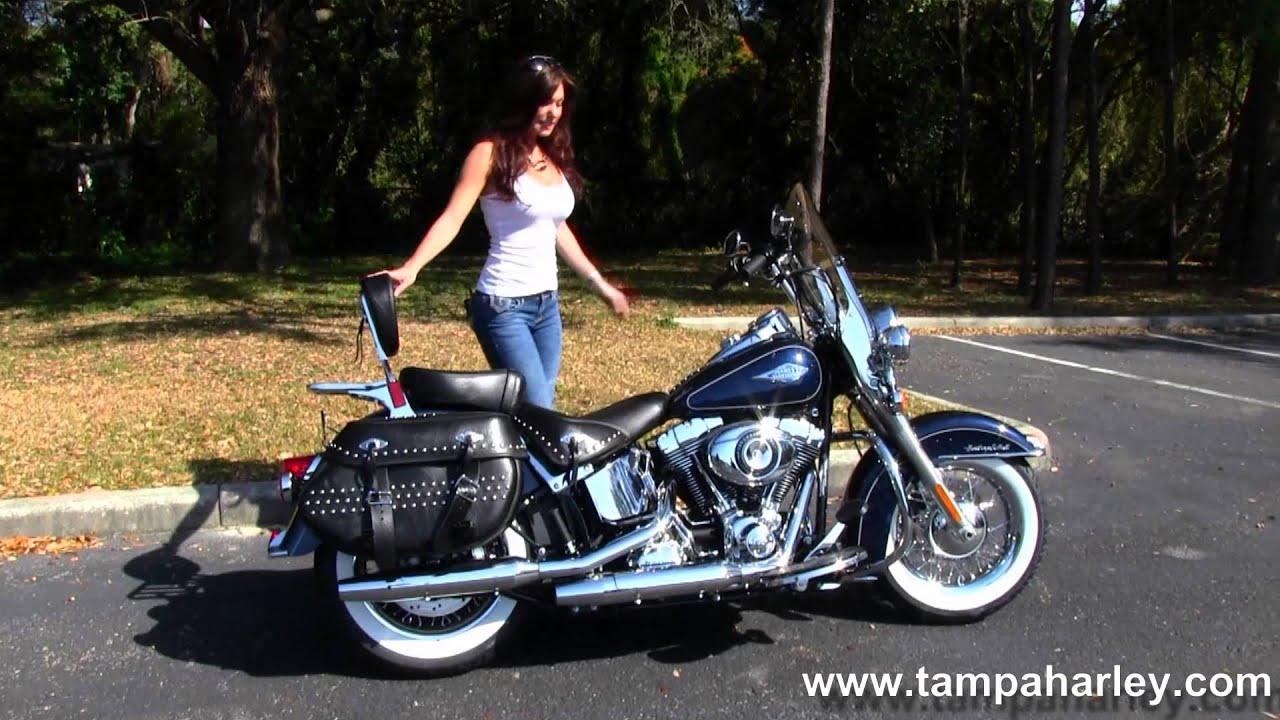 2013 Harley Davidson Heritage Softail Classic Tampa Miami