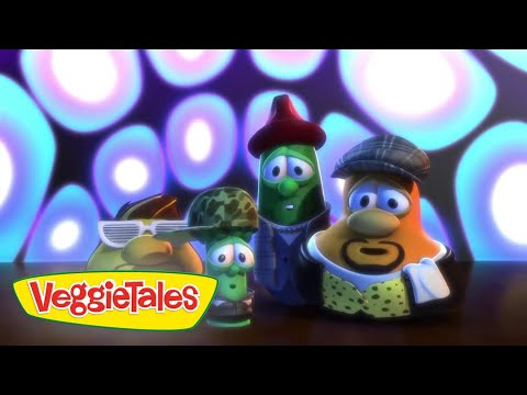 Bubble Rap - Silly Song | VeggieTales