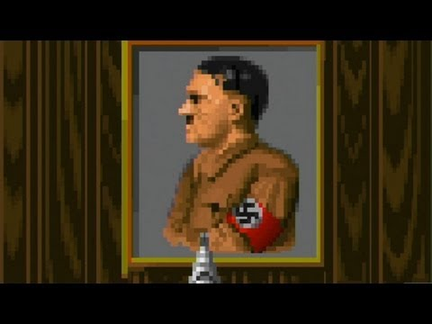 Random Encounter - Wolfenstein 3D