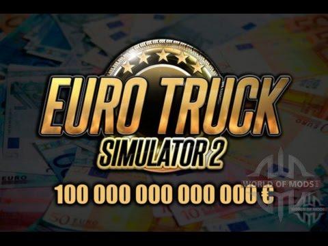 HACK :MODIFIER L'ARGENT . l'XP SUR EURO TRUCK SIMULATOR 2