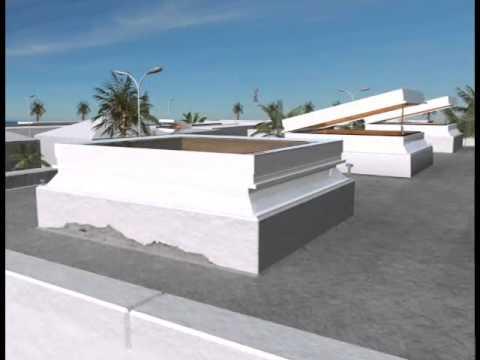 Claraboyas claraboyas de aluminio y cristal con - Claraboyas para techos ...