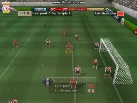 Liverpool 2 Southampton 1 (FIFA 99 - Liverpool 94/95) Match 8