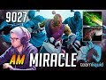 Miracle Ethereal Anti Mage   9027 MMR Dota 2
