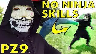PZ9 NINJA SKILLS EVALUATED (from Chad Wild Clay and Vy Qwaint video)