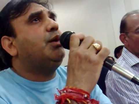 Khali na mod... Tune  Vada na tod  sung in Durga Mandir by Harish...