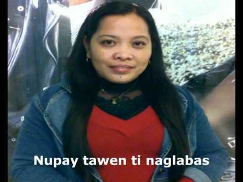 Gapu Iti Facebook  By: Noraline Domingo (ilocano Song With Lyrics) video