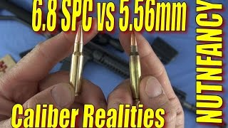 6.8 SPC vs 5.56mm (and the Yoda AR-15)