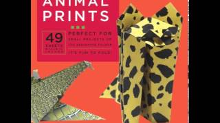 Home Book Summary: Origami Paper Animal Prints 8 1/4 49 Sheets By Tuttle Publishing